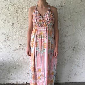 Jessica Simpson dress. Size Medium. 10-12.Boho